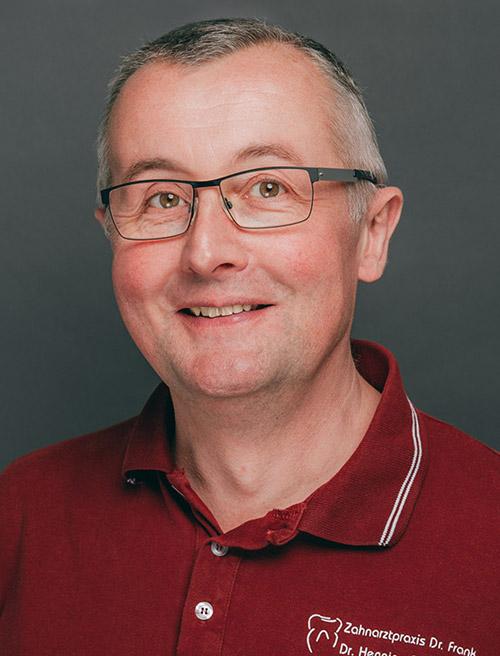 Zahnarzt Dr. Henning Frank in Haldensleben.