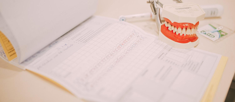 Heil- und Kostenplan Zahnarzt Haldensleben