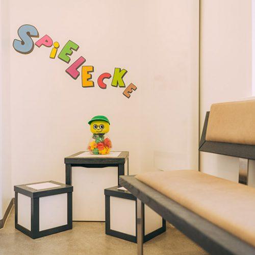 Spielecke für Kinder Zahnarzt Haldensleben