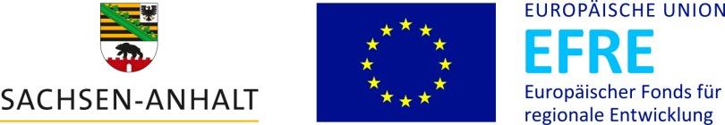 Sachsen-Anhalt Europäischer Fonds für regionale Entwicklung
